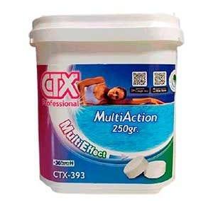 CTX-393 Pastillas multiacción 250 gr