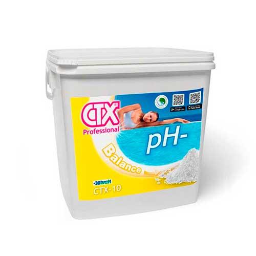 CTX-10 Minorador de Ph 7 litros