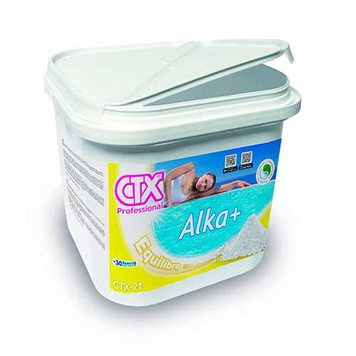 CTX-21 Incrementador de alcalinidad