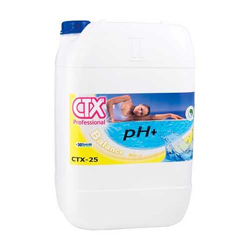 CTX-25 pH+ Potenciador líquido