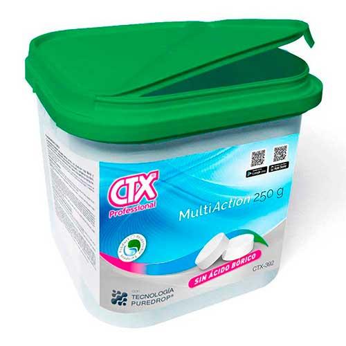 CTX-392 Pastillas multiacción sin ácido bórico