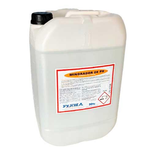 Minorador de pH FERBLA