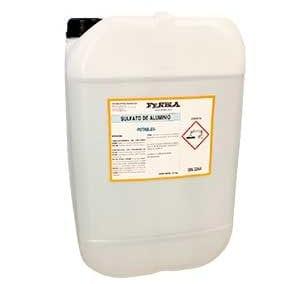 Sulfato de Alúmina Polvo y Líquido FERBLA